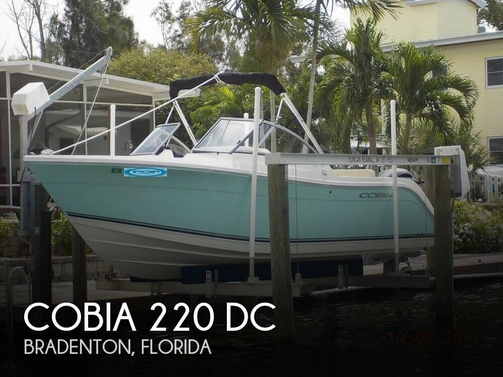 Used Cobia Boats For Sale by owner | 2015 Cobia 220 DC