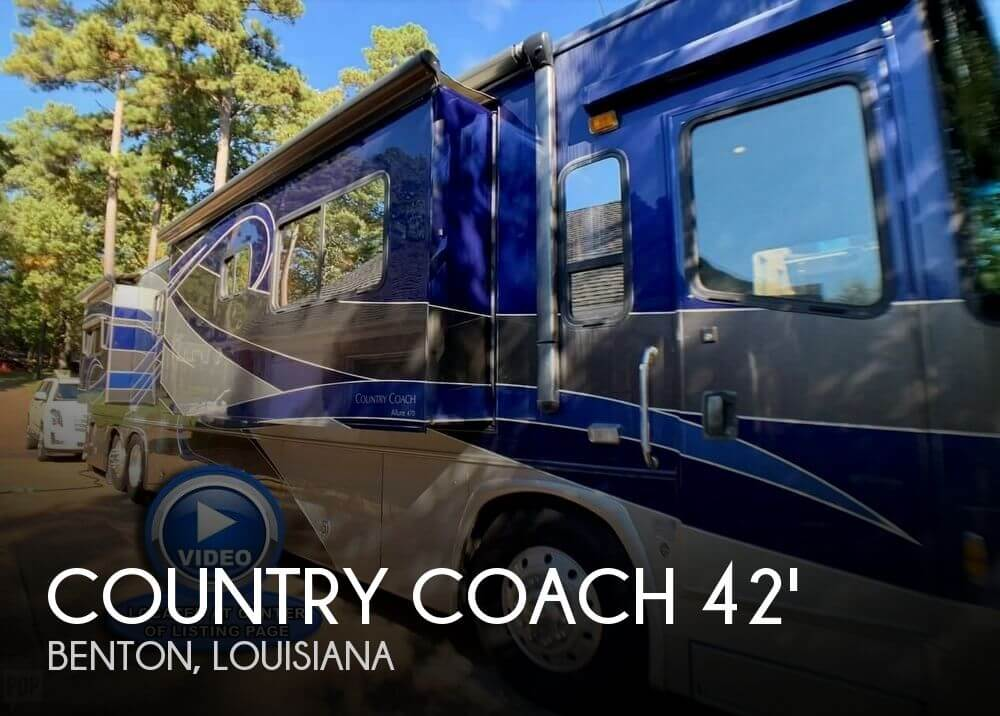 2008 Country Coach Country Coach Allure 470