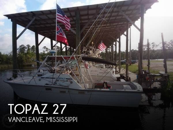 Used Topaz Boats For Sale by owner | 1980 Topaz 27