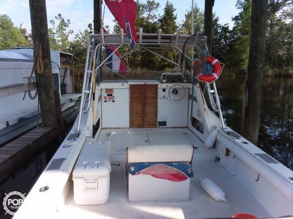1980 Topaz boat for sale, model of the boat is 28 Sportfish & Image # 2 of 34