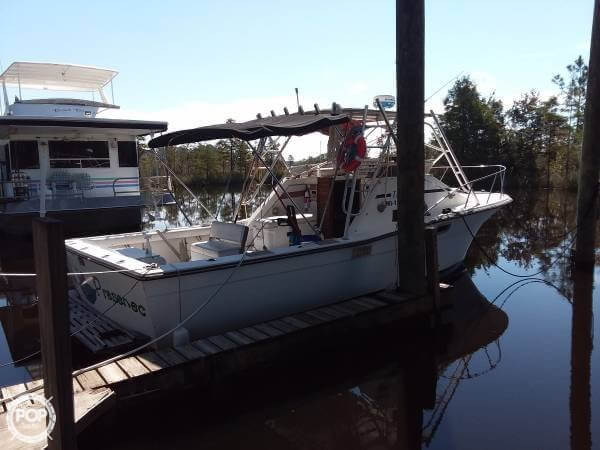 1980 Topaz boat for sale, model of the boat is 28 Sportfish & Image # 3 of 34