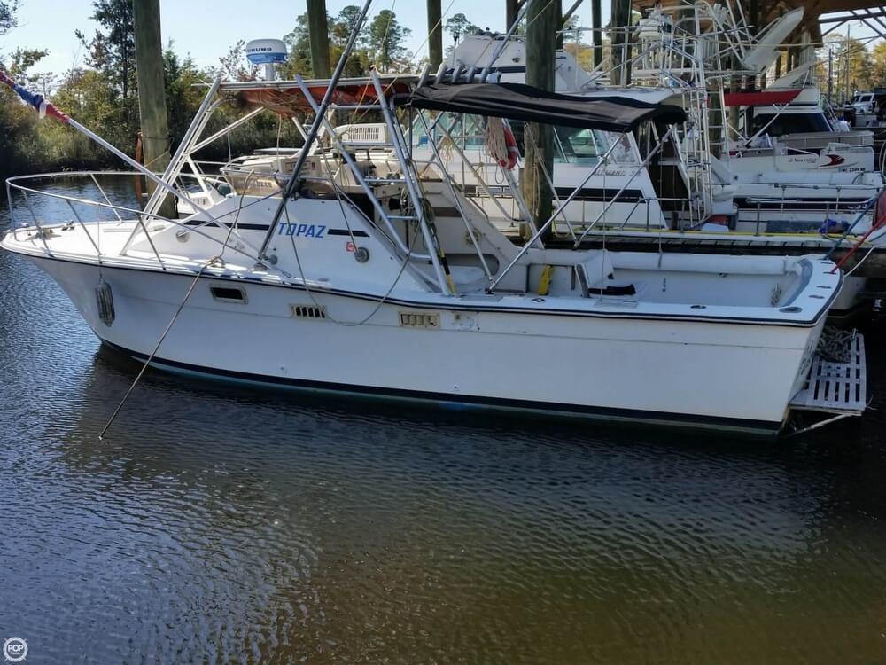 1980 Topaz boat for sale, model of the boat is 28 Sportfish & Image # 4 of 34