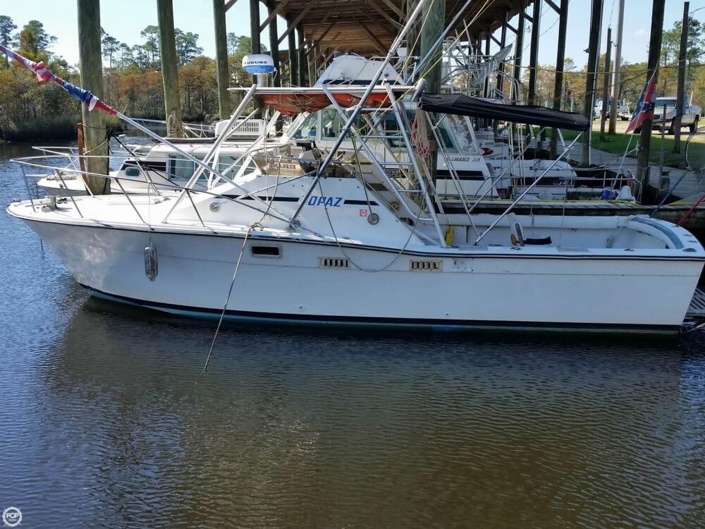 1980 Topaz boat for sale, model of the boat is 28 Sportfish & Image # 5 of 34