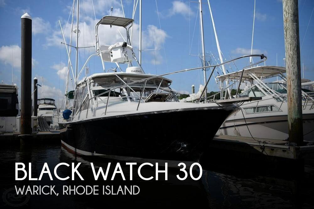 1987 Black Watch 34