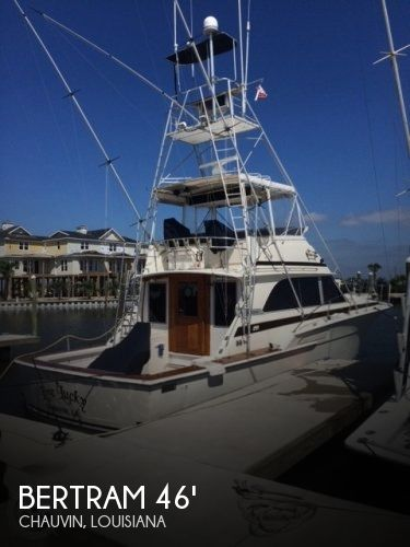 Used BERTRAM Boats For Sale by owner | 1976 Bertram 46