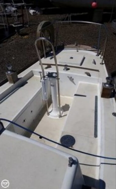 1966 Pearson boat for sale, model of the boat is Vanguard 33 & Image # 4 of 40