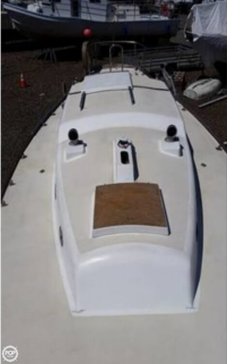 1966 Pearson boat for sale, model of the boat is Vanguard 33 & Image # 5 of 40