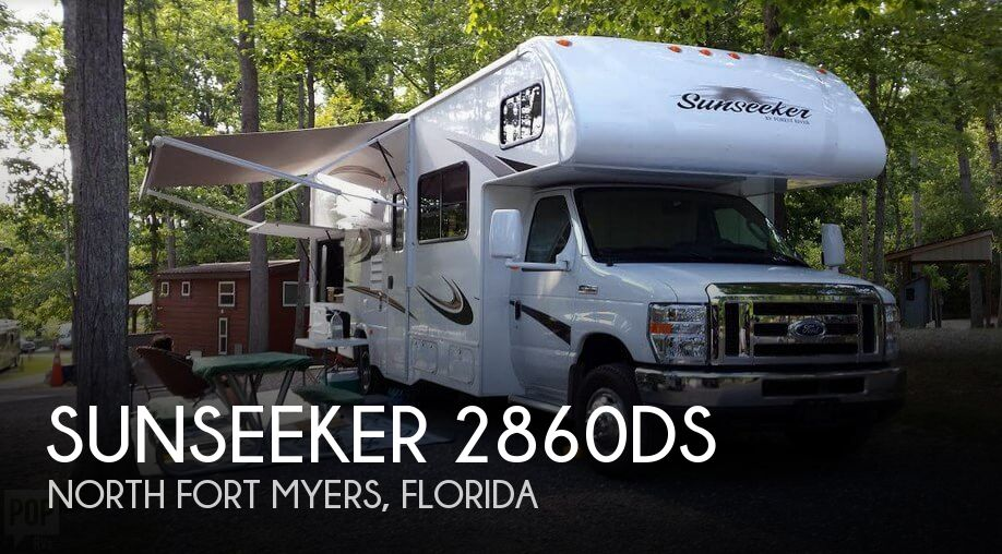 2015 Forest River Sunseeker 2860DS