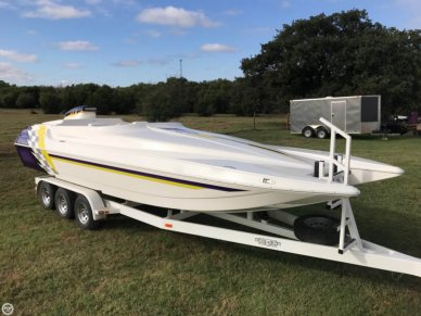 Carrera 257 Effect X, 26', for sale