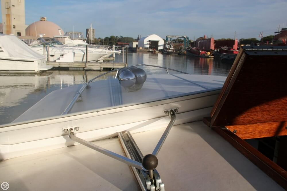 1969 Lyman boat for sale, model of the boat is 26 Express Cruiser & Image # 23 of 40