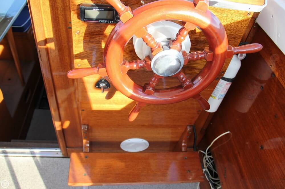 1969 Lyman boat for sale, model of the boat is 26 Express Cruiser & Image # 26 of 40
