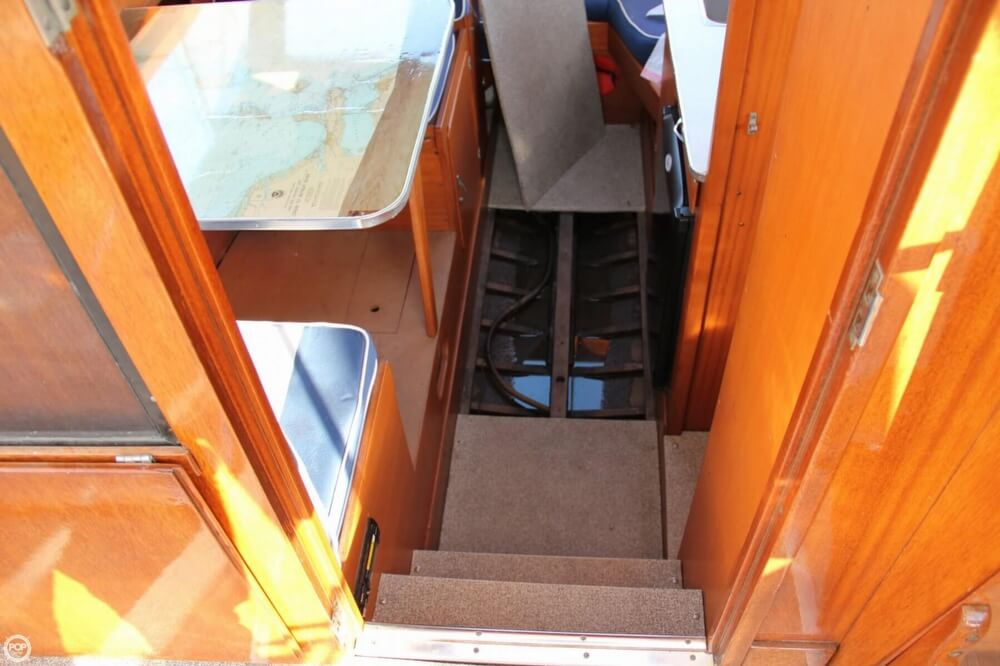 1969 Lyman boat for sale, model of the boat is 26 Express Cruiser & Image # 33 of 40