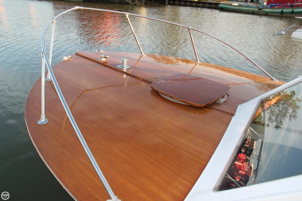 1969 Lyman boat for sale, model of the boat is 26 Express Cruiser & Image # 6 of 40