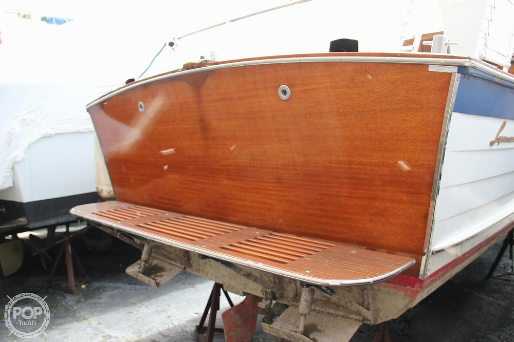 1969 Lyman boat for sale, model of the boat is 26 Express Cruiser & Image # 7 of 40