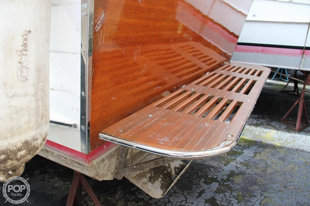 1969 Lyman boat for sale, model of the boat is 26 Express Cruiser & Image # 8 of 40