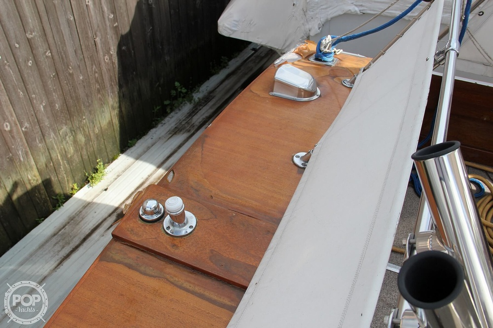 1969 Lyman boat for sale, model of the boat is 26 Express Cruiser & Image # 31 of 40