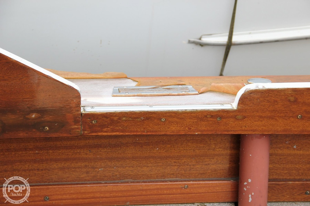1969 Lyman boat for sale, model of the boat is 26 Express Cruiser & Image # 27 of 40