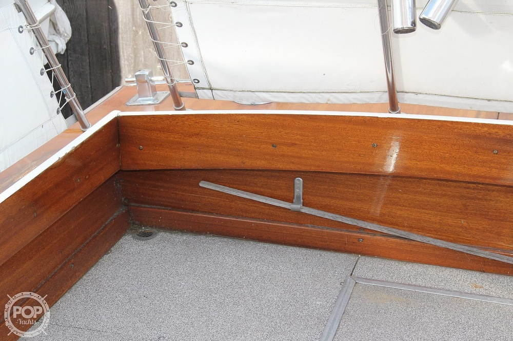 1969 Lyman boat for sale, model of the boat is 26 Express Cruiser & Image # 38 of 40