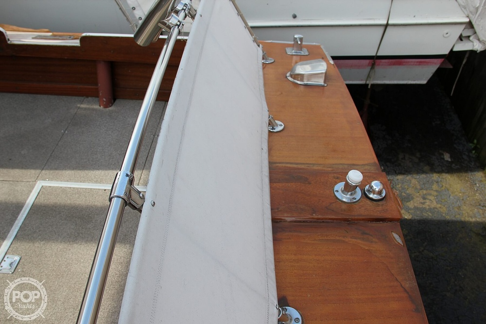 1969 Lyman boat for sale, model of the boat is 26 Express Cruiser & Image # 32 of 40
