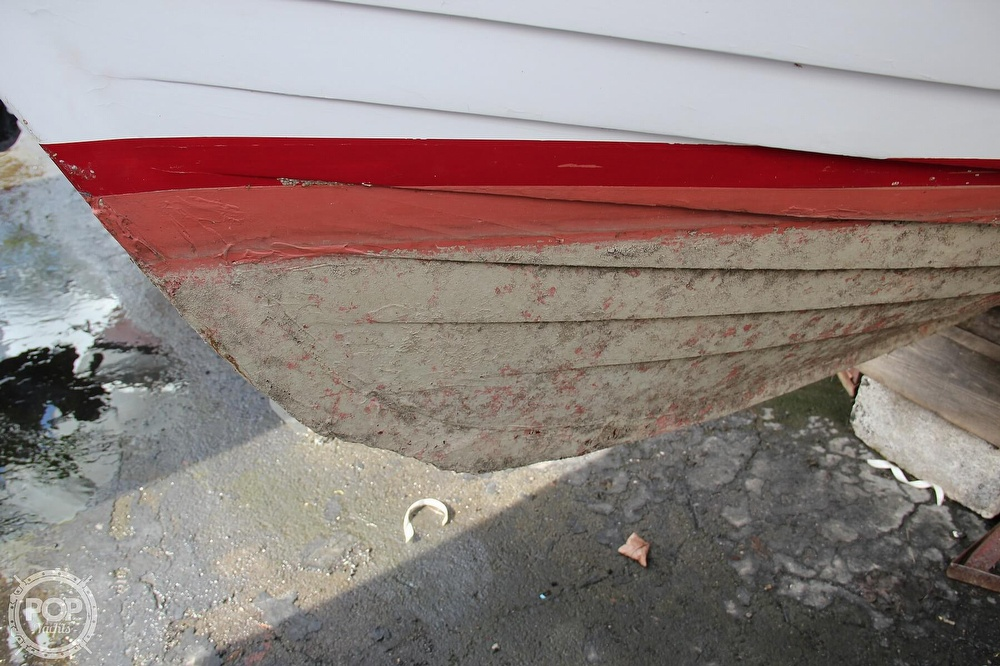 1969 Lyman boat for sale, model of the boat is 26 Express Cruiser & Image # 16 of 40