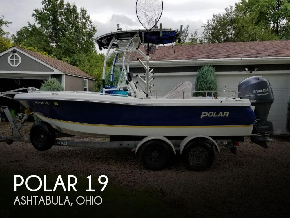 Used Ski Boats For Sale in Ohio by owner | 2004 Polar 19