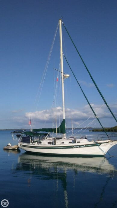 Bayfield 36 Cutter, 41', for sale