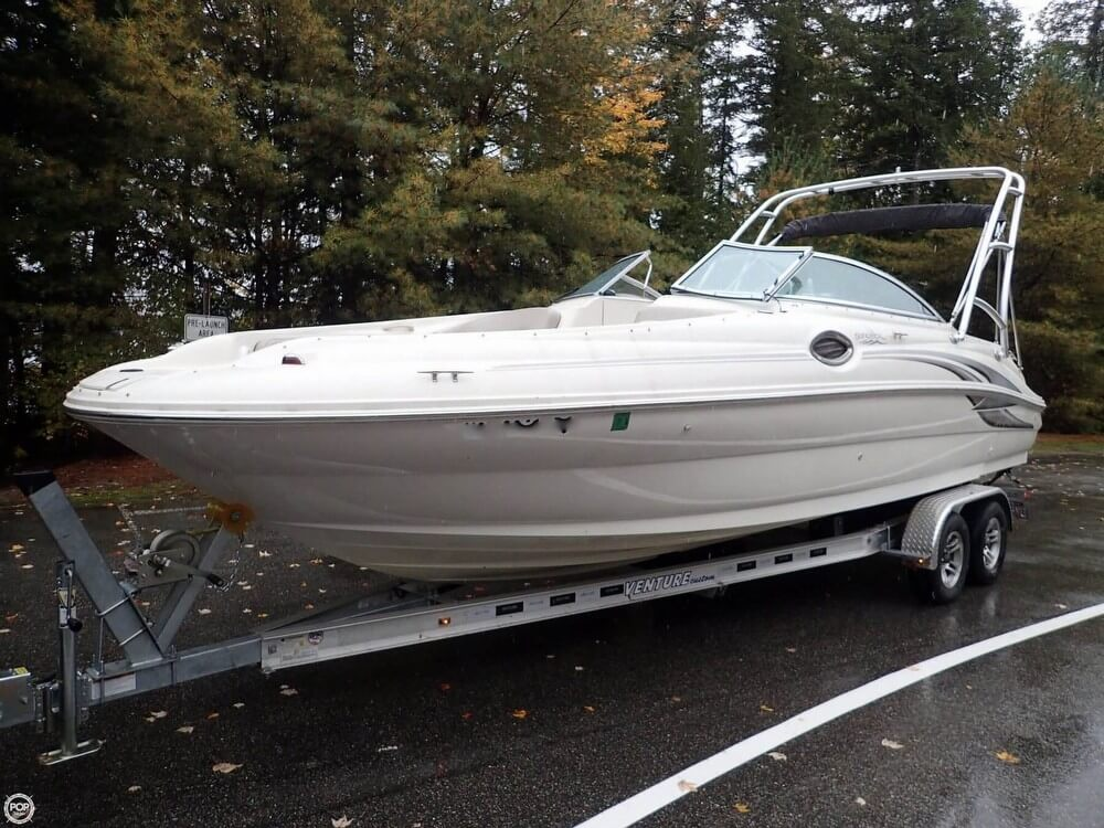 Sold Sea Ray 240 Sundeck Boat In Bristol Nh 162898