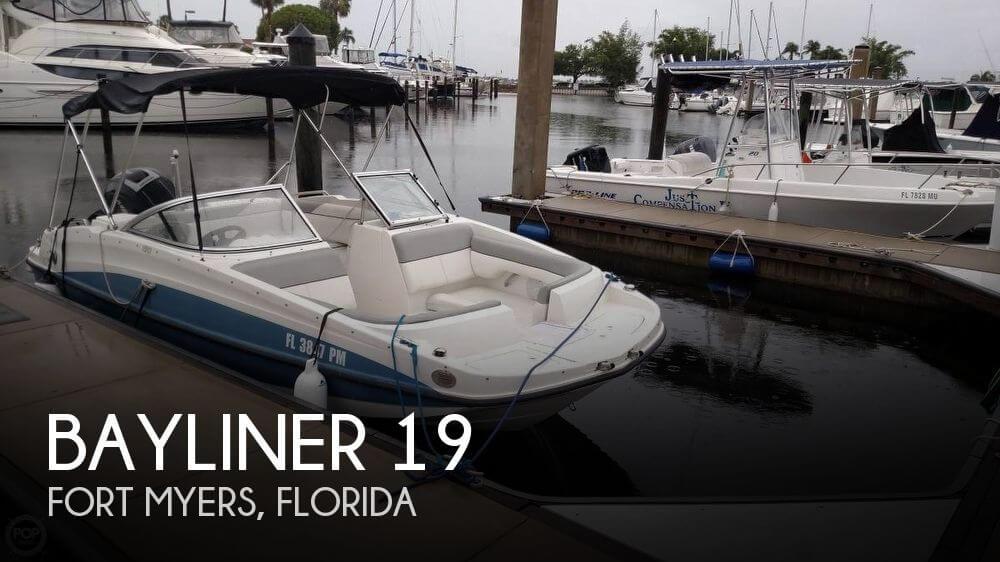 Used Bayliner 19 Boats For Sale by owner | 2013 Bayliner 19