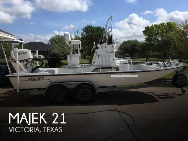 Used Majek Boats For Sale by owner | 1997 Majek 21