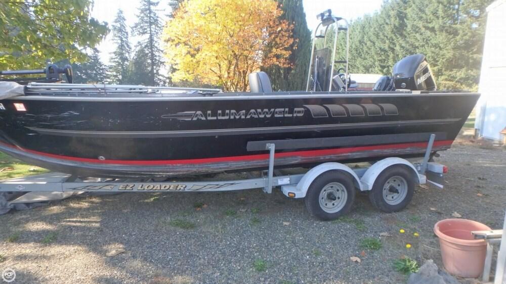 1992 Alumaweld boat for sale, model of the boat is 21 Formula Vee & Image # 3 of 40