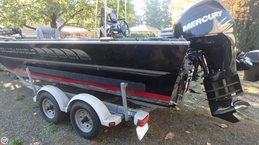 1992 Alumaweld boat for sale, model of the boat is 21 Formula Vee & Image # 4 of 40