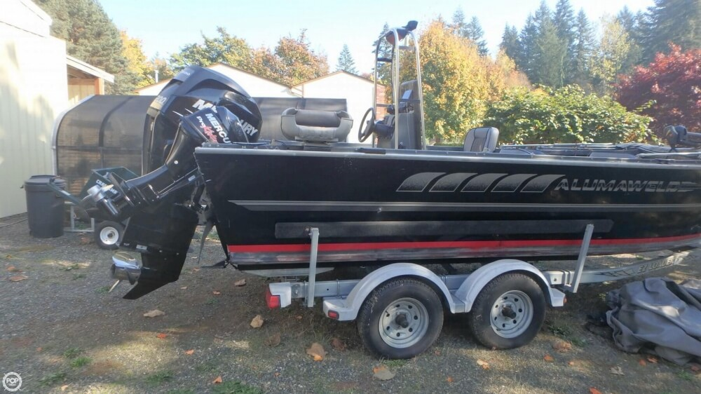 1992 Alumaweld boat for sale, model of the boat is 21 Formula Vee & Image # 8 of 40