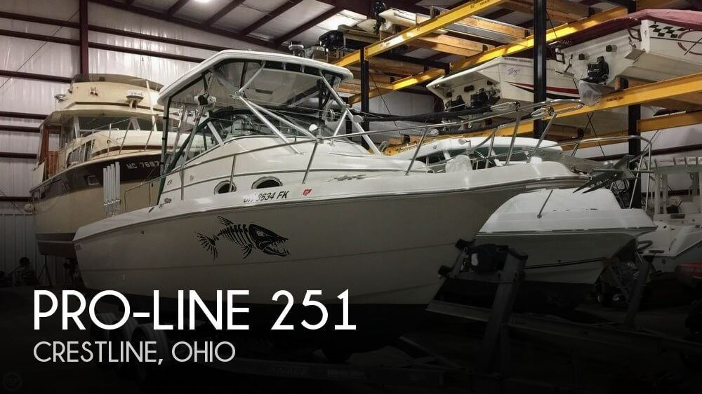 Used Boats For Sale in Columbus, Ohio by owner | 1997 Pro-Line 27