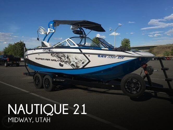 Used Boats For Sale in Utah by owner | 2014 Nautique 21