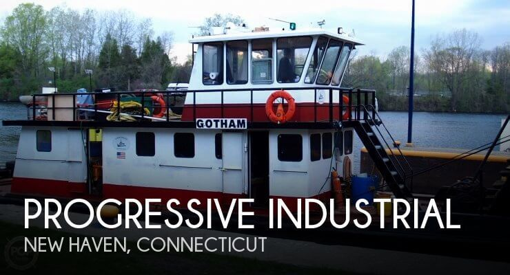 Used Boats For Sale by owner | 1998 Progressive Industrial 60