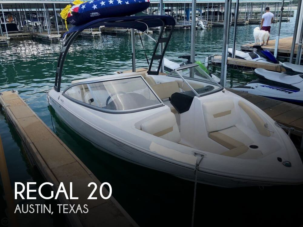 Used Regal 20 Boats For Sale by owner | 2017 Regal 20