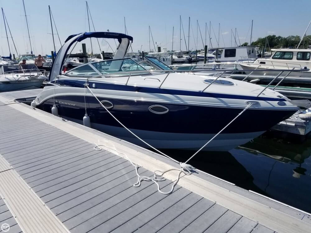 2018 Crownline boat for sale, model of the boat is 264 CR & Image # 4 of 20