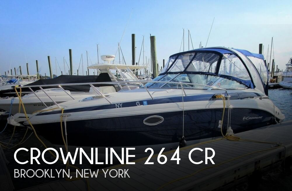 Used Boats For Sale in Trenton, New Jersey by owner | 2018 Crownline 264 CR