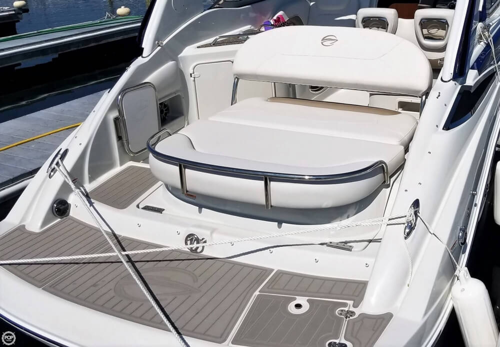 2018 Crownline boat for sale, model of the boat is 264 CR & Image # 9 of 20