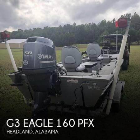 Used Boats For Sale in Dothan, Alabama by owner | 2013 G3 15