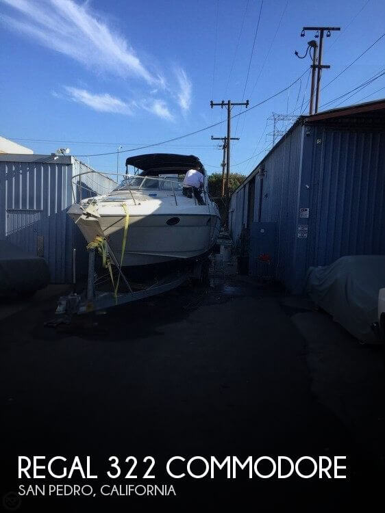 Used Power boats For Sale in Oxnard, California by owner | 1999 Regal 32