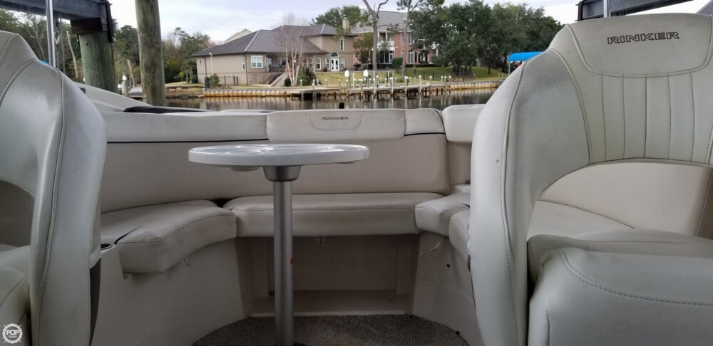2006 Rinker boat for sale, model of the boat is 246 Captiva & Image # 15 of 40