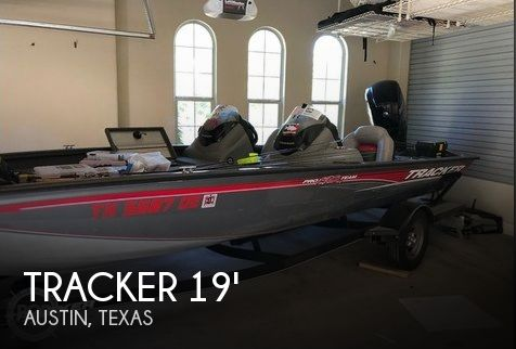 Used Tracker Boats For Sale in Texas by owner | 2016 Tracker 19