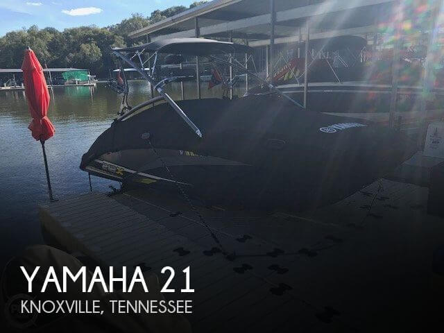 Used Yamaha Boats For Sale in Florida by owner | 2016 Yamaha 21