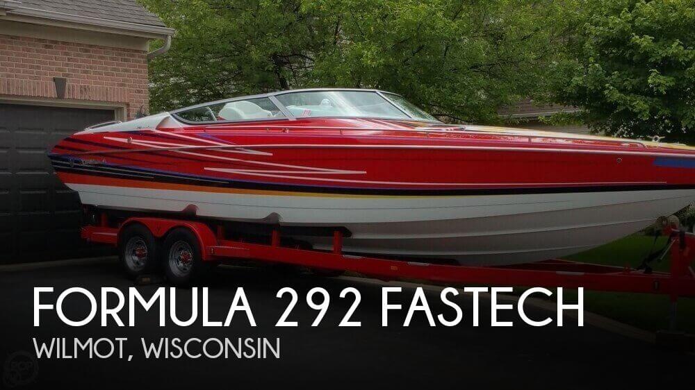 Used 29 Boats For Sale by owner | 2007 Formula 29