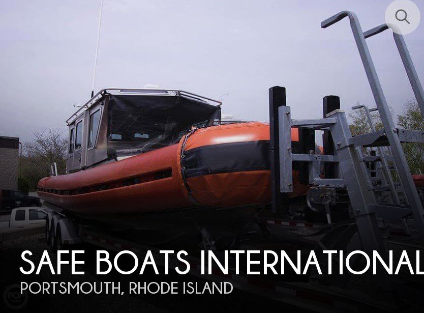 2004 SAFE Boats International 25 Defender Full Cabin For Sale