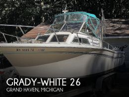 1980 Grady-White 26