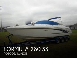 2002 Formula 280 SS