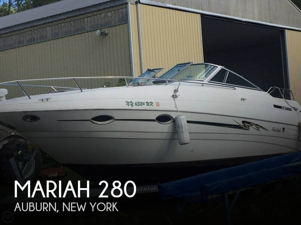 Used Boats For Sale by owner | 1997 Mariah 28