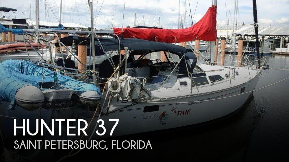 Used Hunter Sailboats For Sale in Florida by owner | 1994 Hunter 37